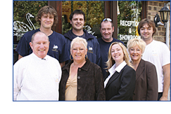 The team at Lake Cleaning and Catering Supplies